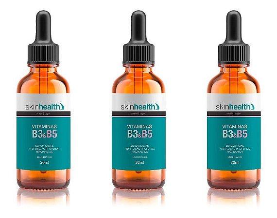 Compre 2 Leve 3 Sérum Vitaminas B3 & B5
