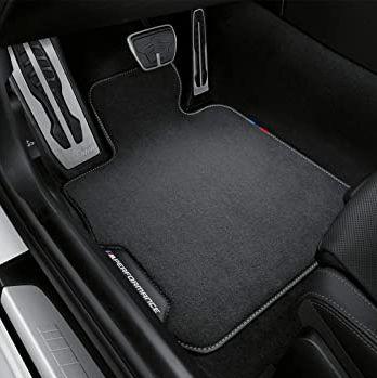 Kit de Tapetes Dianteiro e Traseiro - BMW X1/X2 M Performance