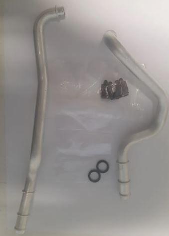 Tubo Alumínio Ar Cond. Bmw Séries 1 2 3 4