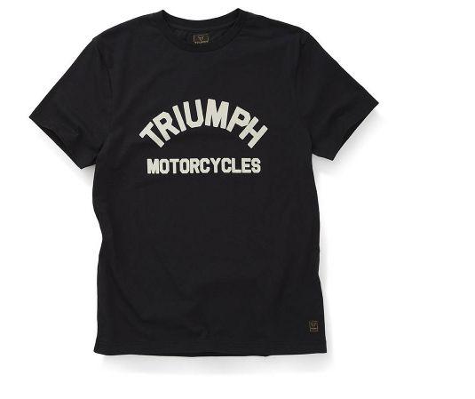 Camisa Triumph- Burnham Jet Black