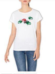 T-Shirt MINI Car Print - Feminina