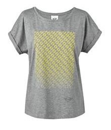 T-Shirt MINI Cinza - Feminina