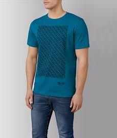 T-Shirt MINI - Signet Island - Masculino