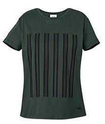 T-Shirt MINI JCW Verde - Feminina