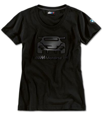 T-Shirt BMW M - Feminina