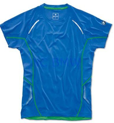 Camiseta masculina BMW -  Atletismo Azul Royal