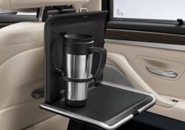 Mesa de apoio BMW - Travel & Comfort System