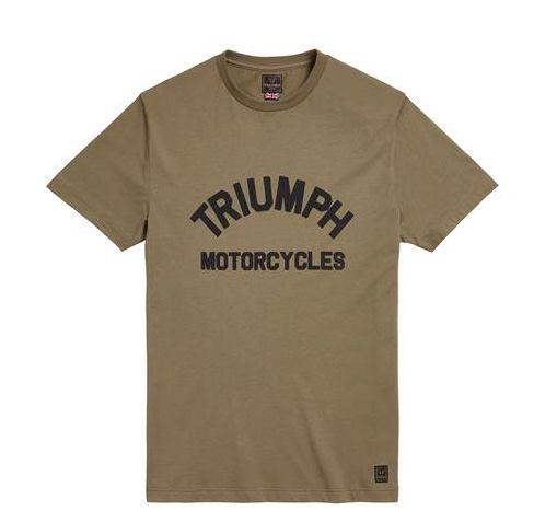 T-Shirt - Burnham Khaki