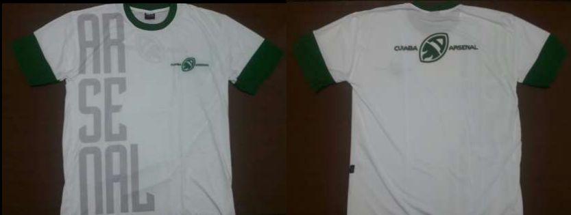 Camiseta de Passeio Branca