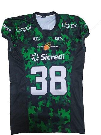 Jersey Jogador - 2017 Verde