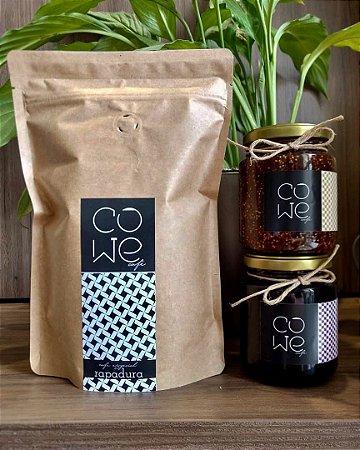 Kit Cowe - 1 Café e 2 Geleias