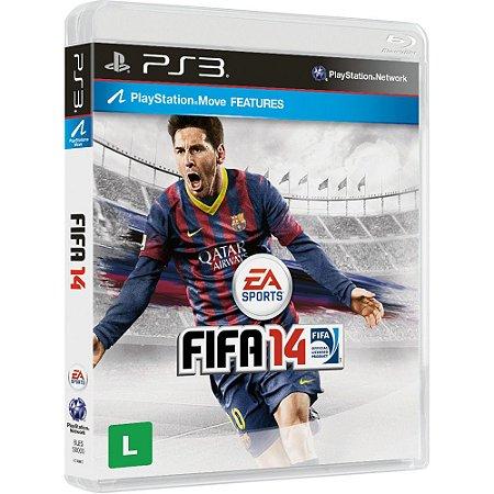Jogo FIFA 2014 - PS3