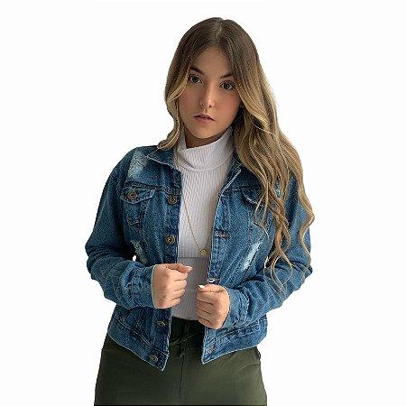 Jaqueta Jeans Atlanta