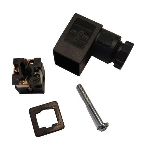 Conector DIN 43650-C MINI 4 pinos