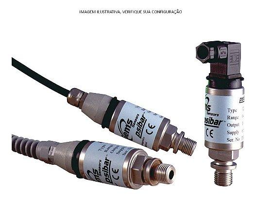 Série 1200/1600 Transdutor de Pressão Gems - 1200BG4B002B3UA001