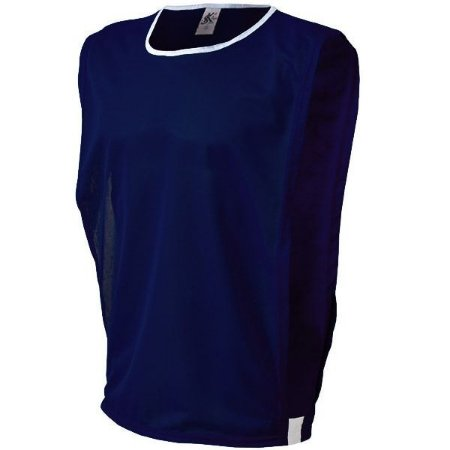 Colete de Futebol Azul Marinho
