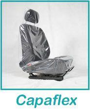 Capaflex para proteção de automóveis - Kit com 10 unidades
