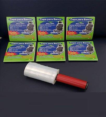 Kit com 6 Capaflex + 1 Roloflex