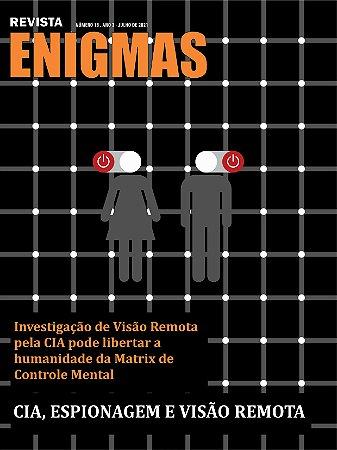 REVISTA ENIGMAS EDIÇÃO 18 DIGITAL