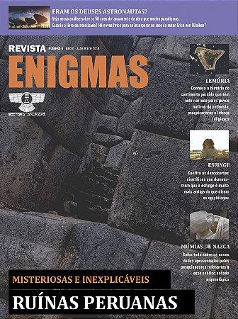REVISTA ENIGMAS EDIÇÃO 5 DIGITAL