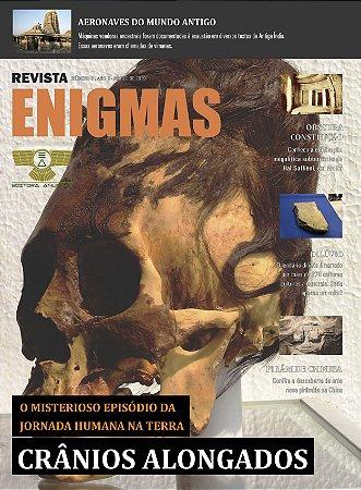 REVISTA ENIGMAS EDIÇÃO 6 DIGITAL