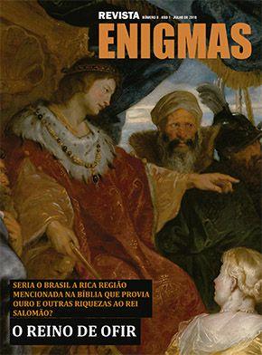 REVISTA ENIGMAS EDIÇÃO 8 DIGITAL