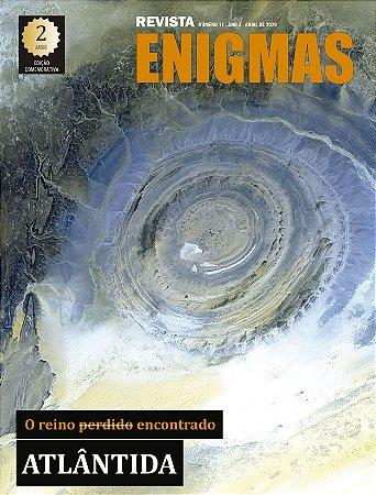 REVISTA ENIGMAS EDIÇÃO 11 DIGITAL