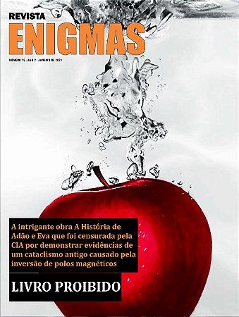 REVISTA ENIGMAS EDIÇÃO 15 DIGITAL