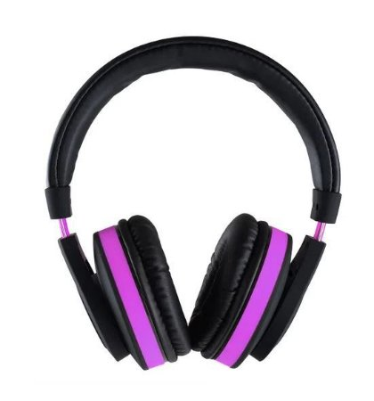 Headphone Bluetooth - GT Follow - Goldentec - Roxo (GT5BTLI)