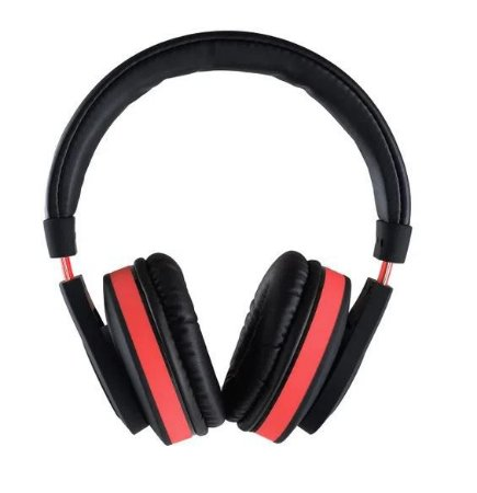 Headphone Bluetooth -  GT Follow -  Goldentec -  Vermelho (GT5BTVR)
