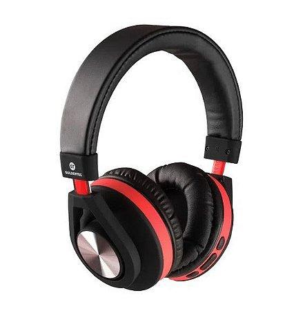 Headphone Goldentec GT Follow - Bluetooth Vermelho (GT5BTVR)