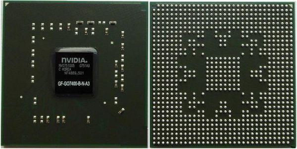 Chipset Nvidia Gf-g07200-b-n-a3