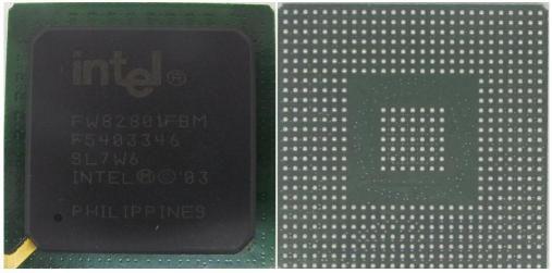 Chipset Intel Fw82801fbm