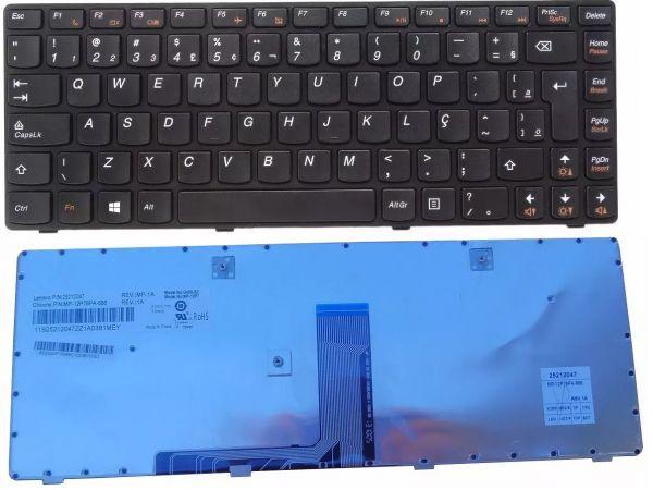 Teclado Lenovo G400 G405 G410 Mp-10a26pa-6866w Rev.: 0a
