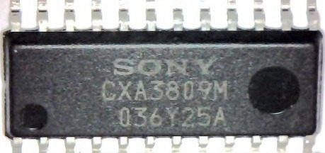 Ci Smd Cxa3809m