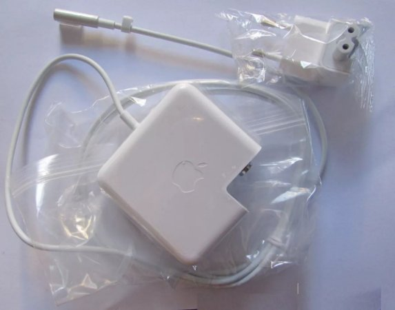 Fonte Para Apple Macbook Pro 60w 16.5v 3.65a