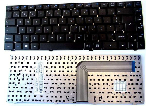 Teclado Notebook Positivo Unique S1990 S1991 S2065 S2470 S5055 Wifi f11