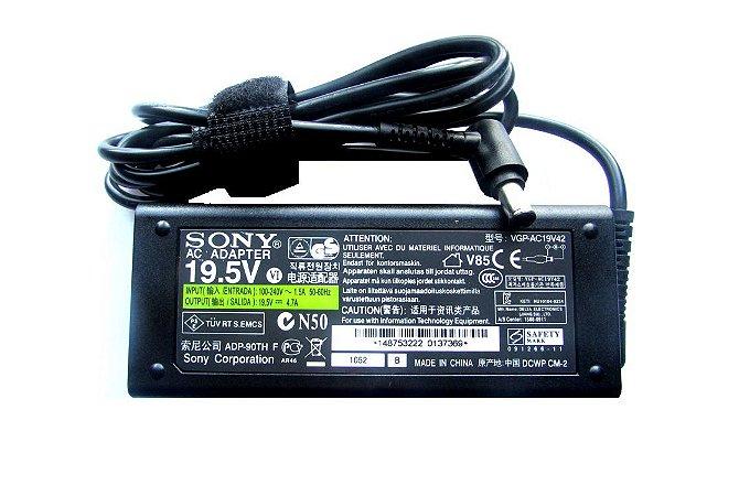 Fonte Sony 19.5V 4.7A 90W