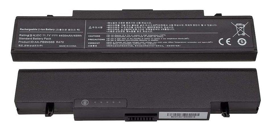Bateria para Notebook Samsung RV411 6 Células