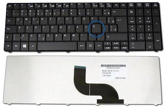 Teclado Acer E1-521 E1-531 E1-571