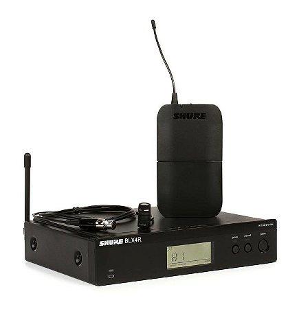 Sistema sem Fio Shure BLX14R/W85-M15