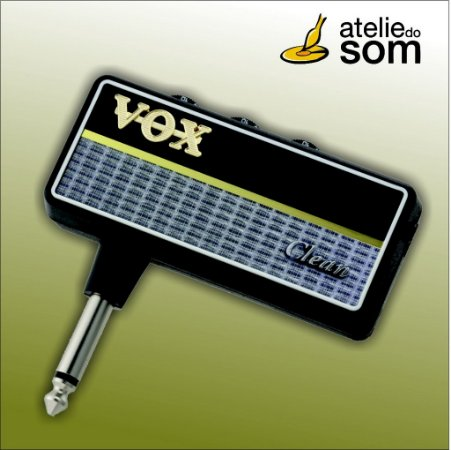 Vox Amplug 2 Clean - Vox
