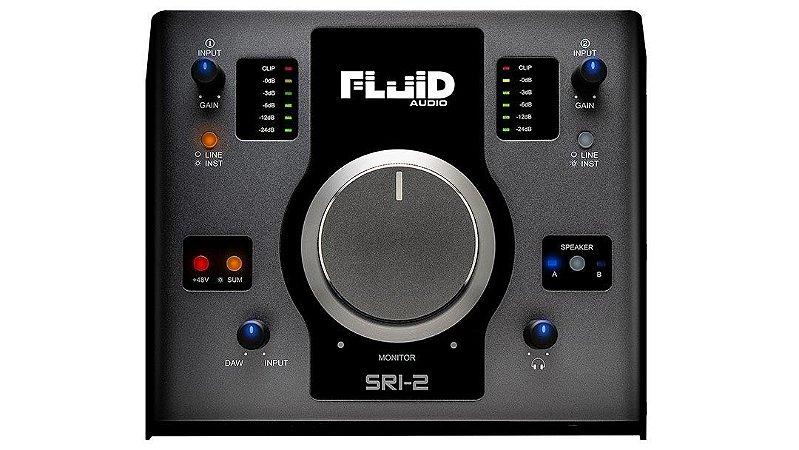 Interface de Audio USB SRI-2 - Fluid