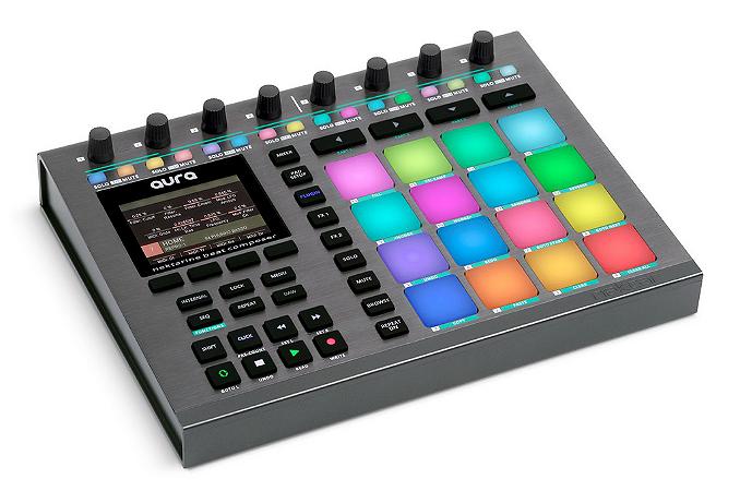 Controlador MIDI Aura Beat Maker - Nektar