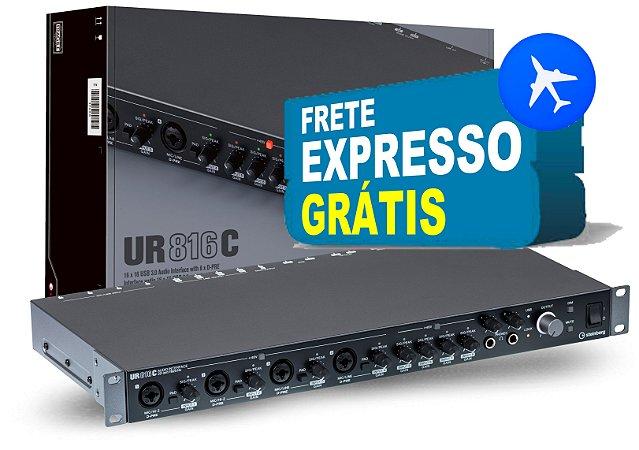 Interface de Audio UR816C - YAMAHA Steinberg