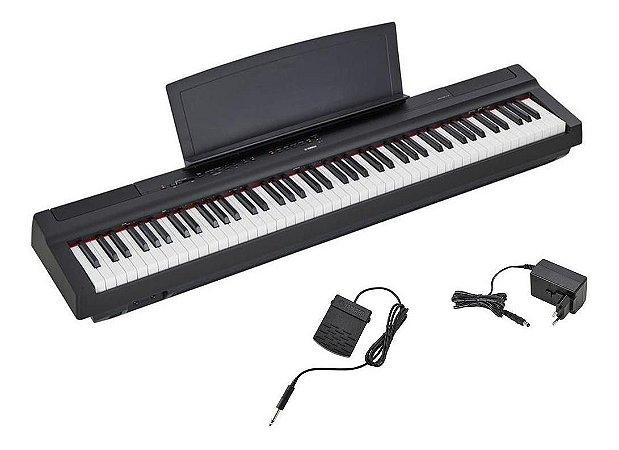 Piano Digital Yamaha P125 Original