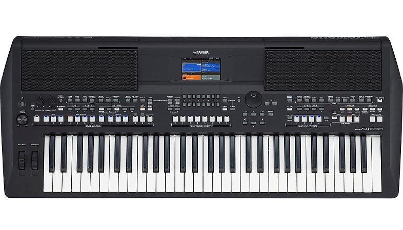 Teclado Arranjador PSR-SX600 - Yamaha
