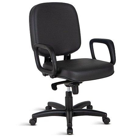 Cadeira para Obesos até 130 kg Linha GG 130 Preto