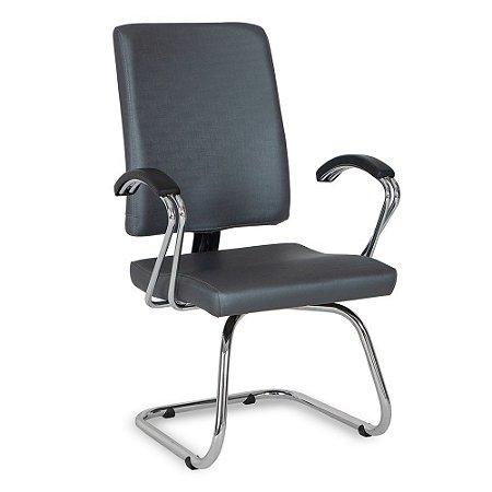 Cadeira para Sala de Reunião de Escritório Linha Torino Azul