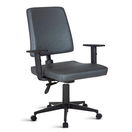 Cadeira Executiva para Escritório Linha Torino Azul